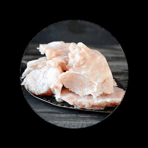 Frozen Gator Meat