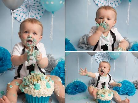 Oliver's Cake Smash!