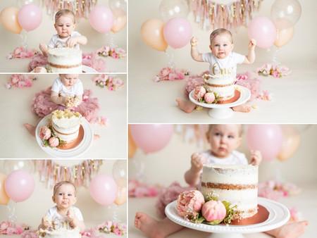 Boho Cake Smash