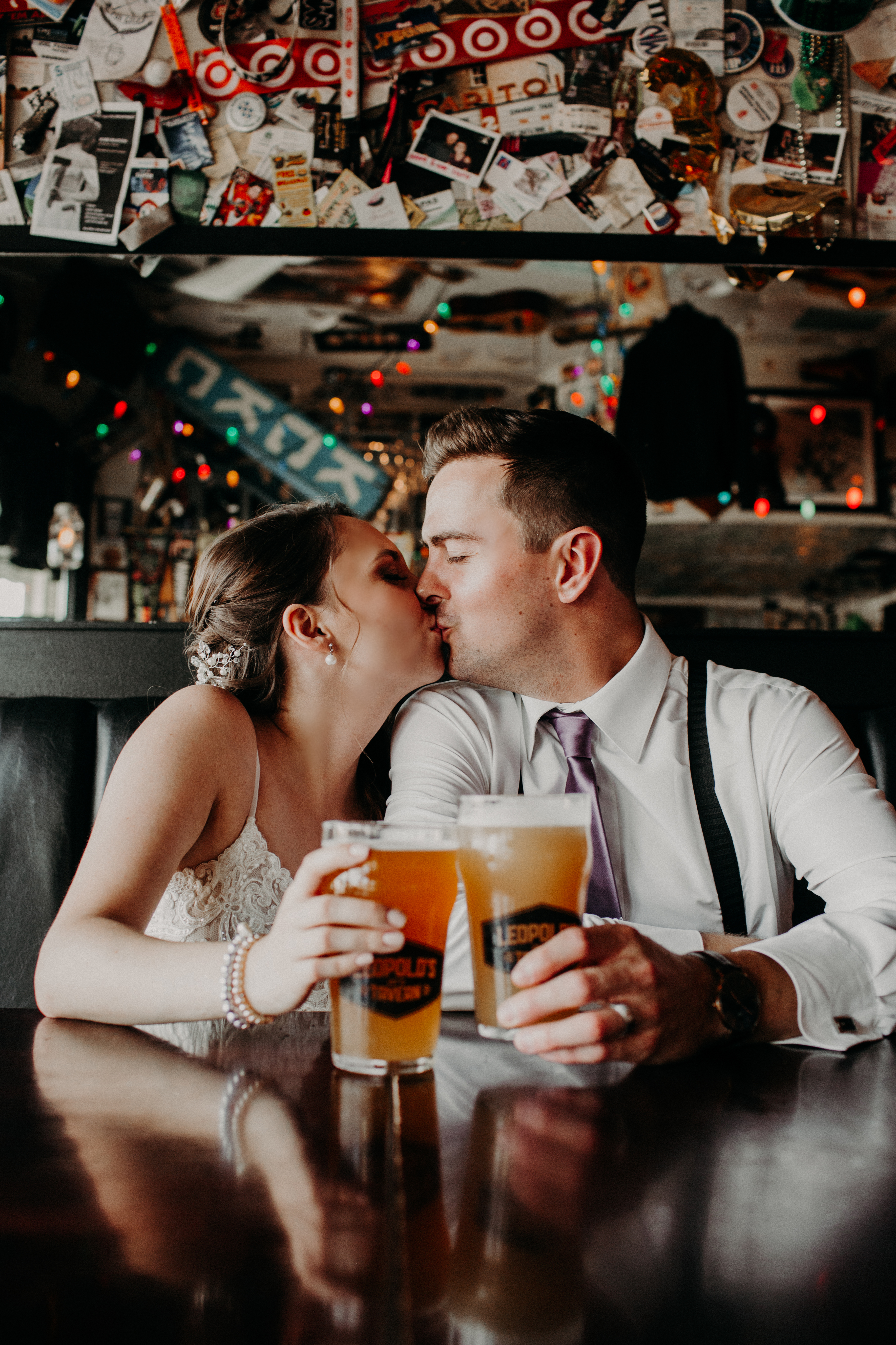 Regina Leo's Tavern Wedding Photos