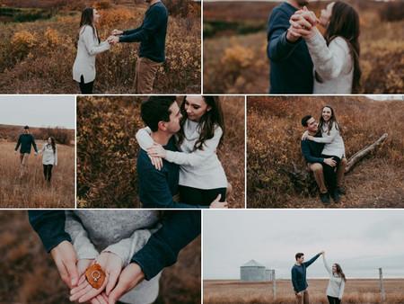 Marisa & Mike's Engagement photos!