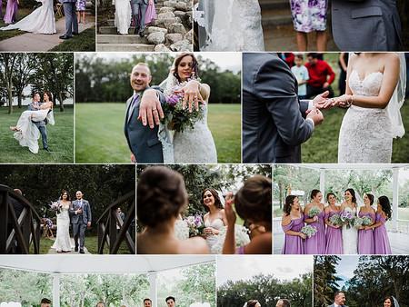 September 6th, 2020 Wedding @ Kiwanis Park, Regina