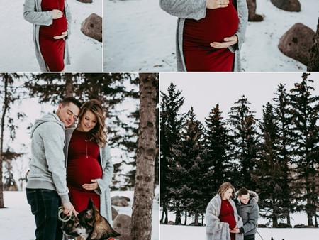Winter Maternity Regina