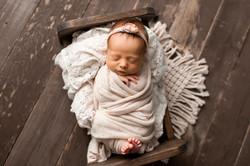 Newborn Boho Baby