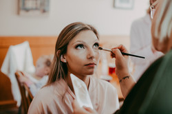 Bride Getting Ready Regina Photos