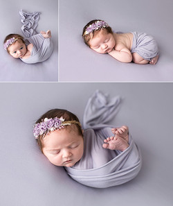 newborn baby girl regina photos