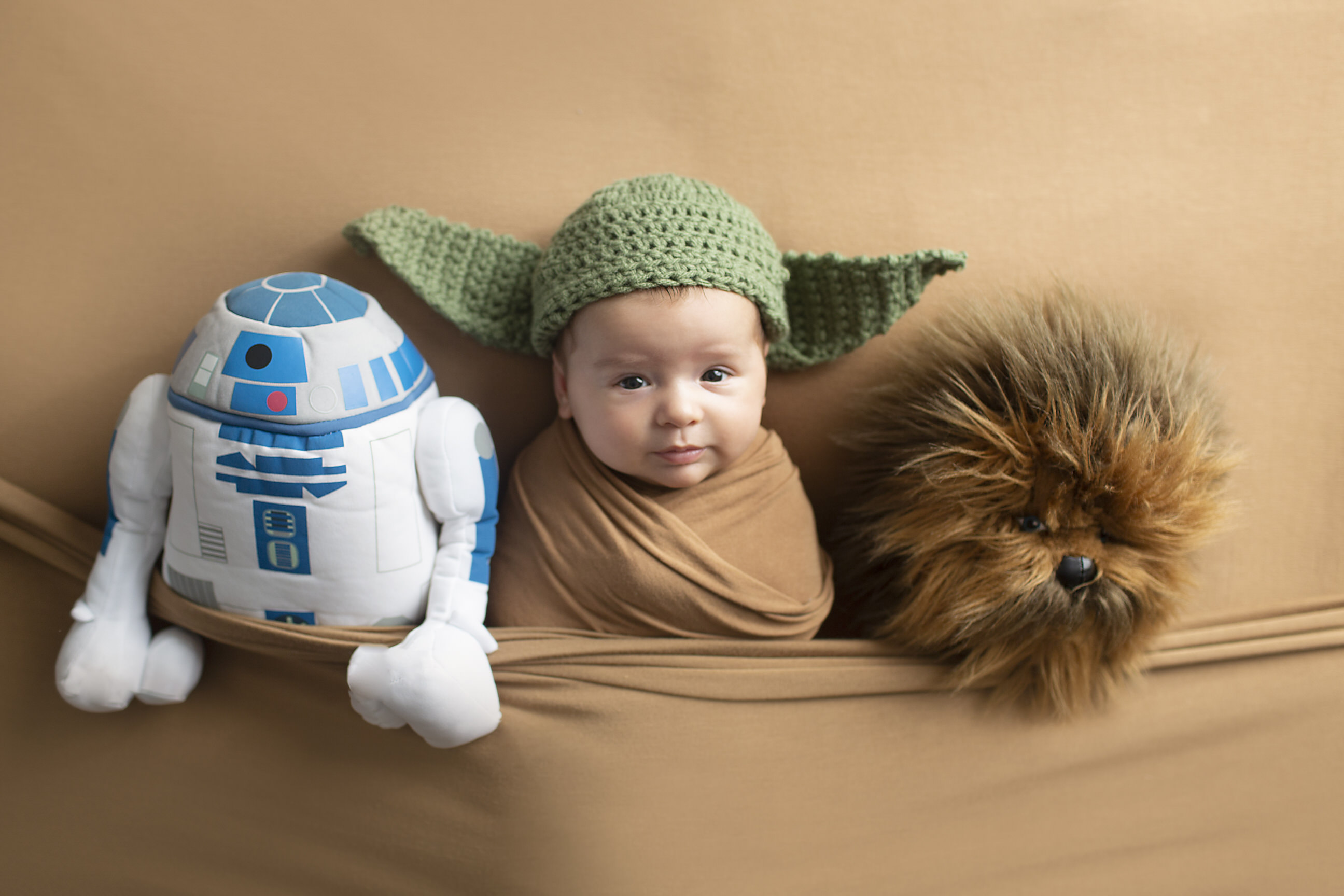 Star Wars Newborn Theme