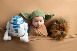 Star Wars Newborn Theme