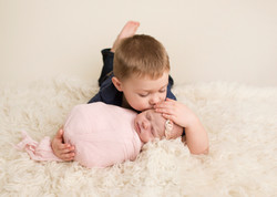 newborn regina photography