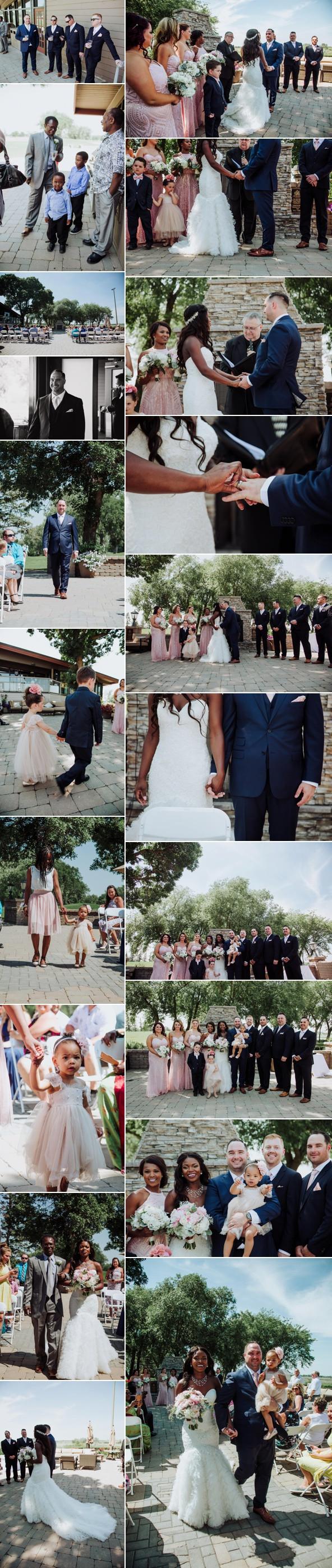 Regina Wedding Ceremony - Wascana Country Club Reception