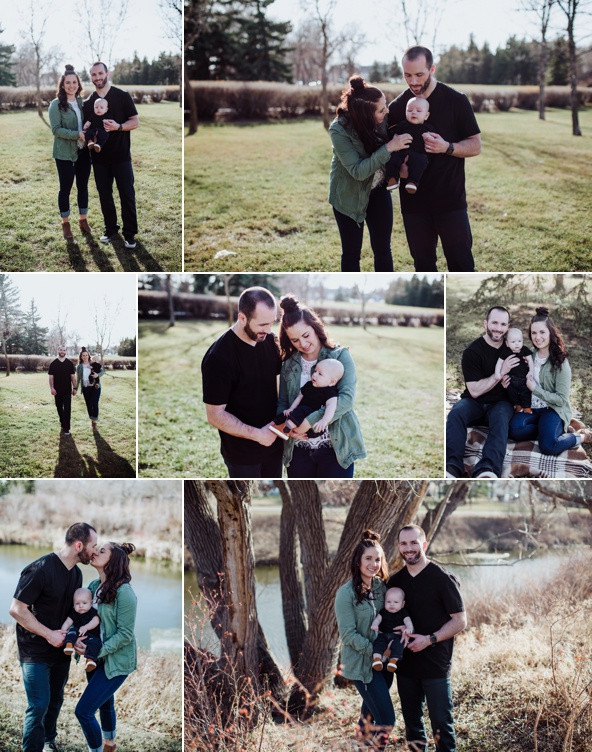 Regina Summer Family Photos