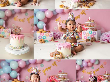 Donut Cake Smash - Regina