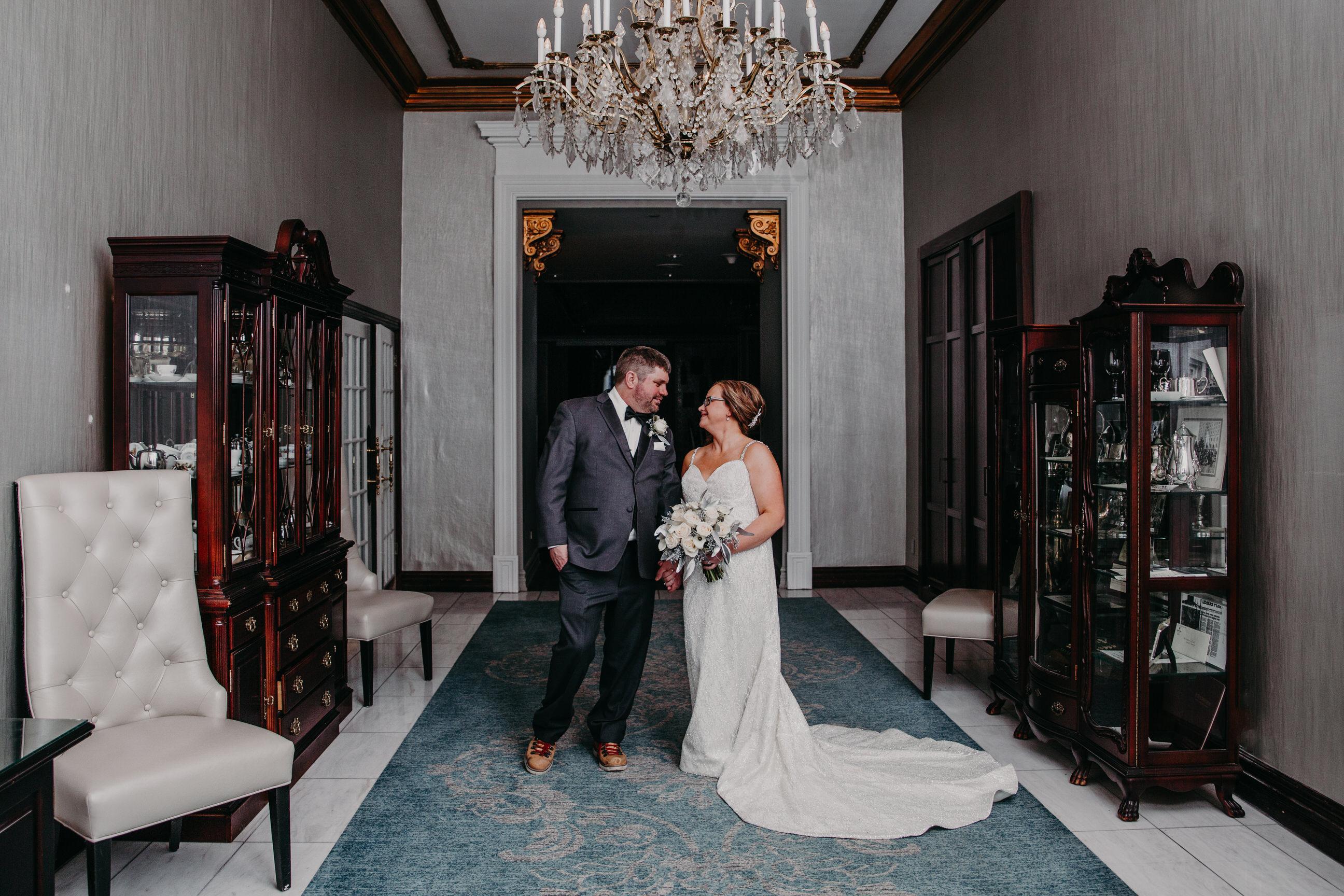 Sask Hotel Wedding Regina