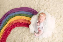 Rainbow Baby Newborn