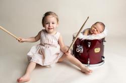 Baby Sibling Photos
