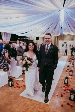 Regina Wedding Photos Turvey Centre