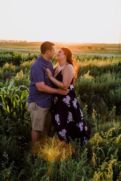 Regina Engagement photos