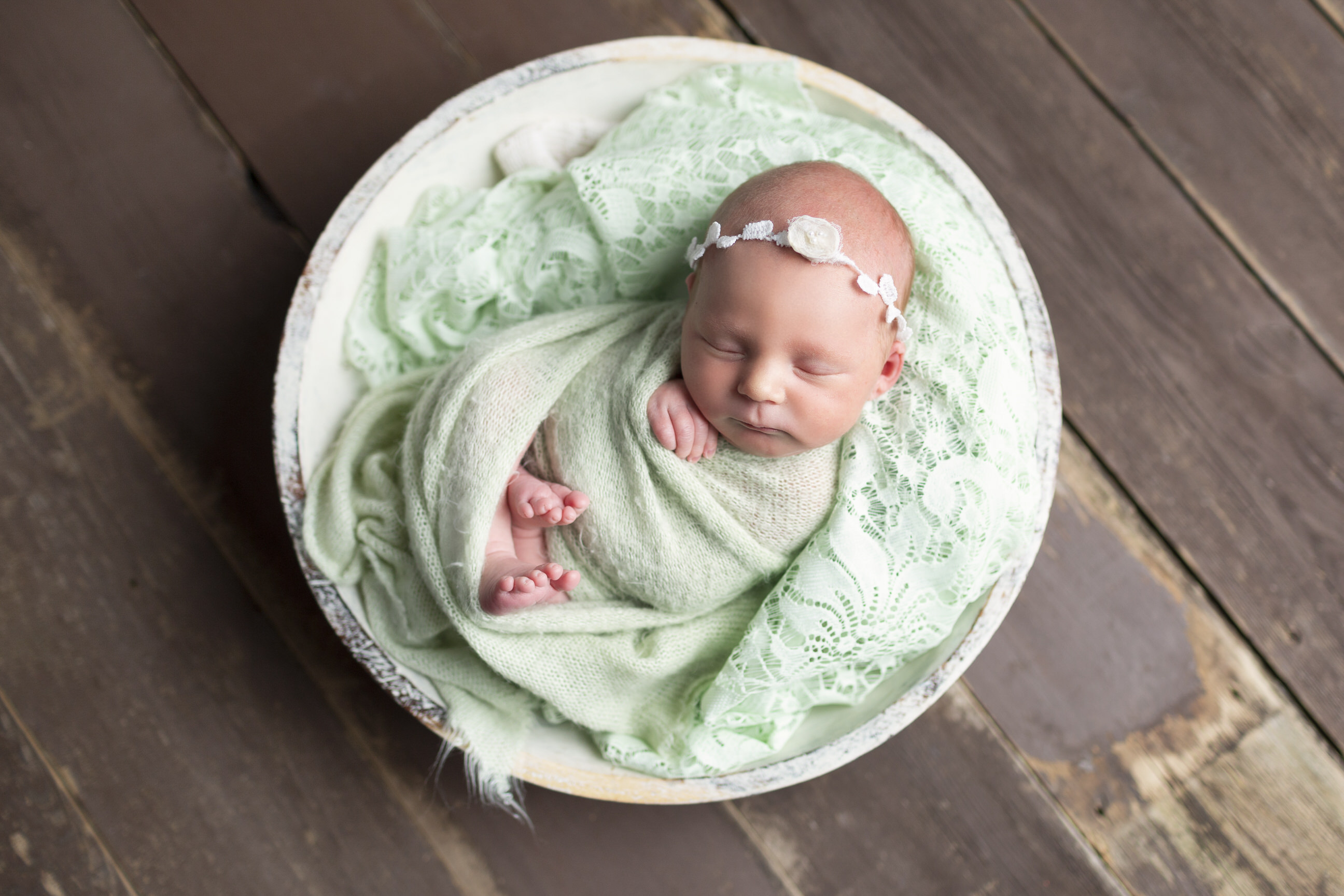 Regina Newborn Photographer