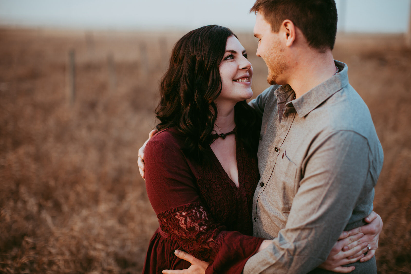 Regina Engagement Photography