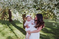 Spring Family Photos Regina