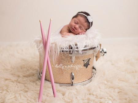 Newborn drums