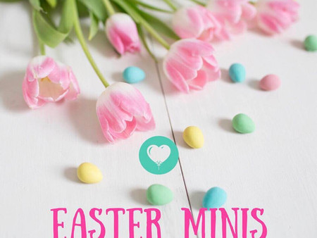 Now Booking Easter Mini Sessions!