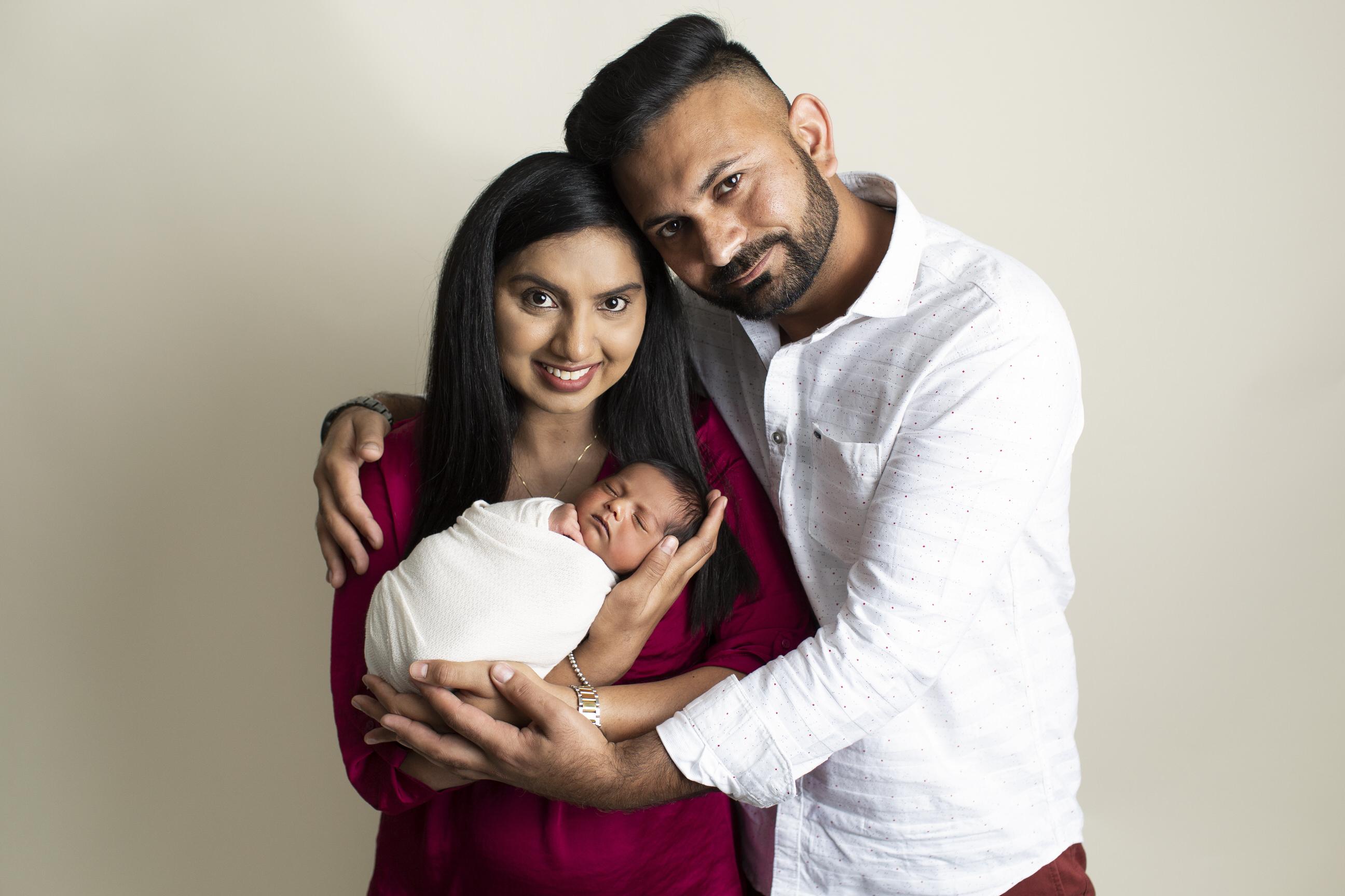 Family Photos Newborn Regina