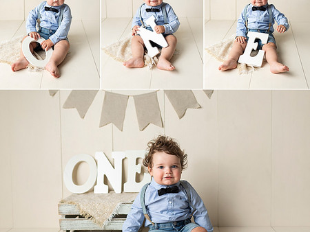 Avery is one!