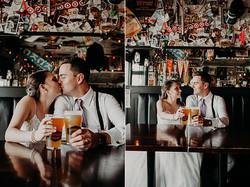 Leo's Tavern Regina Wedding