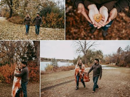 Nerissa + Adrian's Engagement