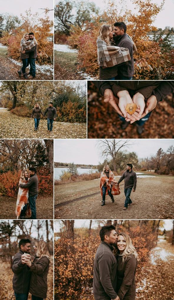 Engagement Photos Saskatchewan