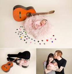 Newborn Guitar