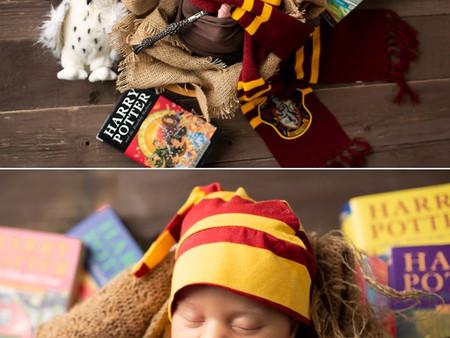 Harry Potter Newborn Baby