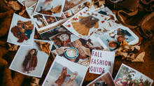 Fall Fashion Inspiration for family photos, maternity photos & couple photos!