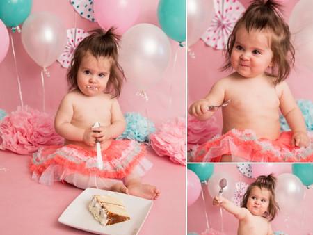 Isabel's Cake Smash