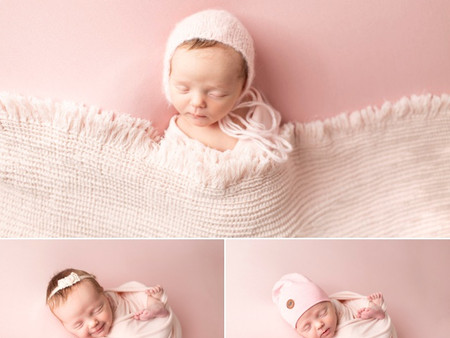 Baby smiles <3
