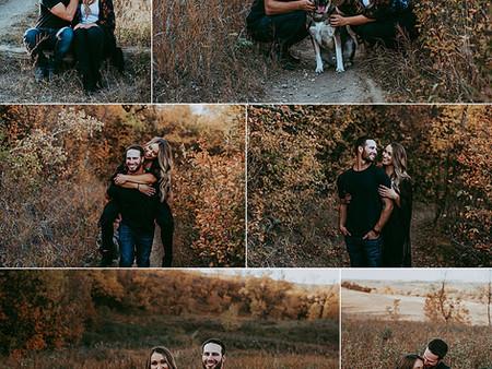 Megan & Jordan's engagement photos!