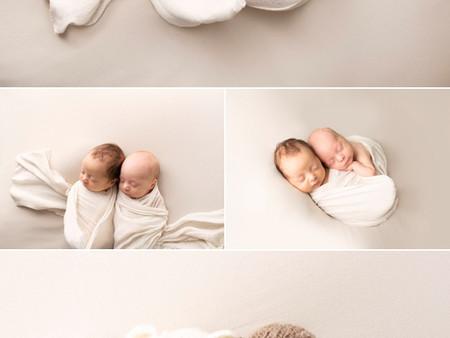 Newborn Twin Boys!