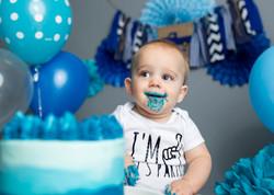 Regina Cake Smash Photographer