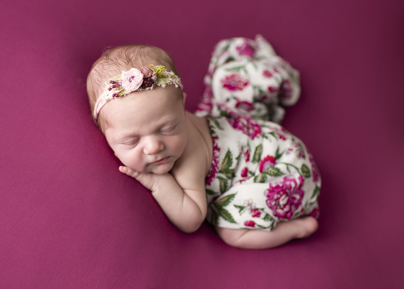 Regina Newborn Baby Photographer