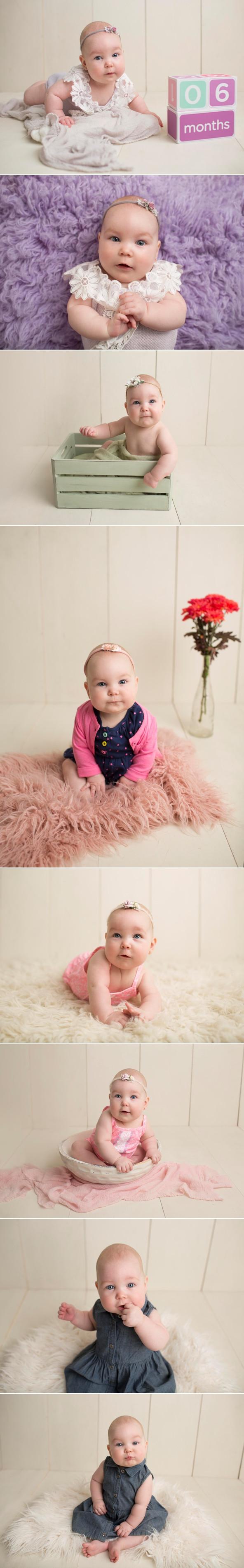 6 month old photos Regina