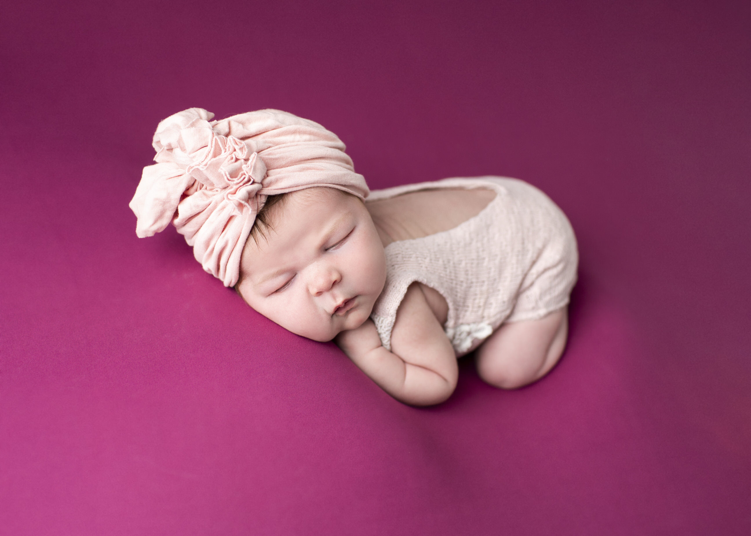 Girlie Newborn Photos