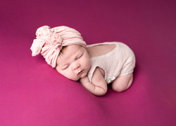Girlie Newborn Photos
