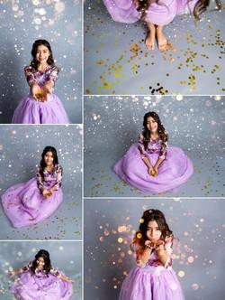 Glitter Session Regina 10 Year Old