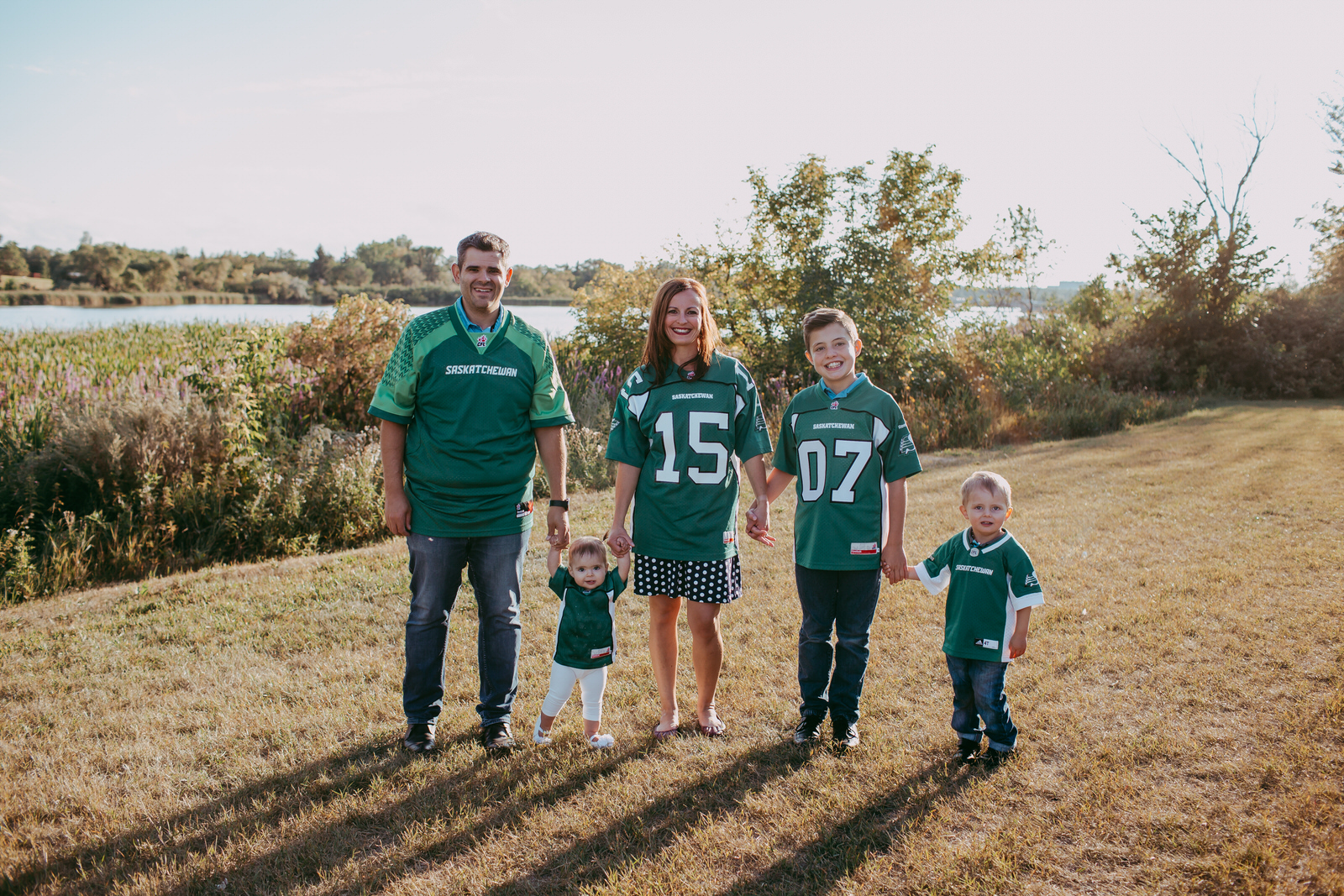Family Photographer Roughriders
