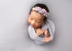 Regina Newborn Baby Photos