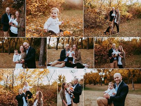 Regina Fall Photos in September