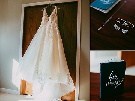 Dawn's Wedding -  October 10th, 2020