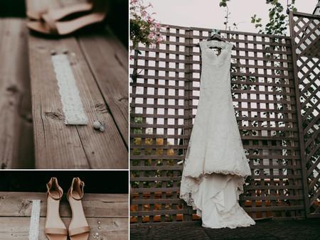 Ashlee's Wedding Dress