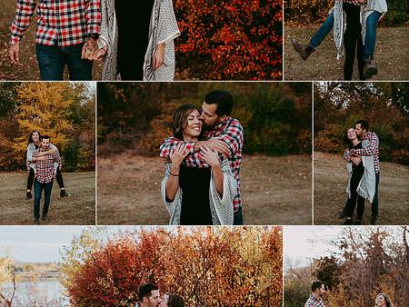 Bobbi & Graham are engaged!